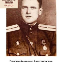 Грешнев Александр Александрович