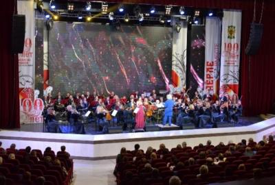 100-летие Министерства финансов  Чувашской Республики, 8 сентября 2020 — фото