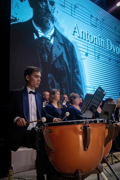 Творчество чешского композитора Антонина Дворжака