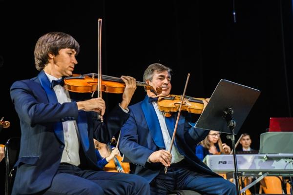 Открытие 53-го концертного сезона