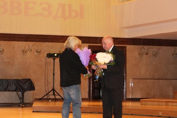 Народный артист РФ Морис Яклашкин поздравляет с юбилеем Рубина Абдулина