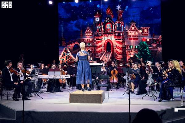 Музыкальные произведения для сказочного сюжета в исполнении симфонического оркестра