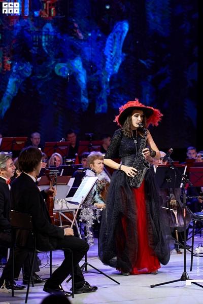 Екатерина Николаева (саксофон)