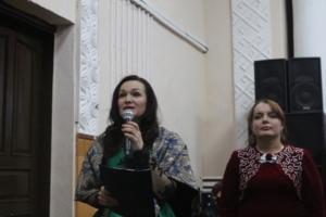 Чувашская государственная академическая симфоническая капелла  в Комсомольском и Моргаушском районах.