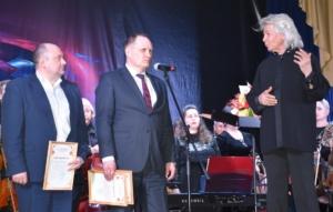 Симфоническая капелла в городе Шумерля.