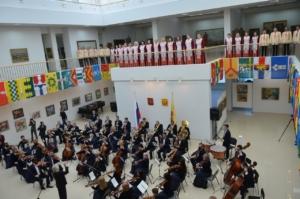 Симфоническая капелла на Дне государственных символов Чувашской Республики