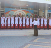 Хор Симфонической капеллы на фестивале «Радуга дружбы».