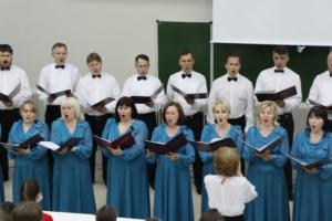 Состоялось торжественное мероприятие, посвященное Дню славянской письменности и культуры