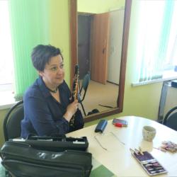 Таисия Маслинская участница II международного фестиваля «Созвездие земляков».