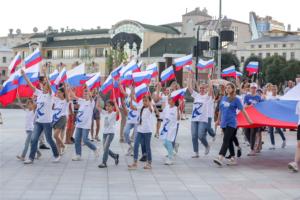 Олег Николаев: Все мы – россияне, граждане великой страны!