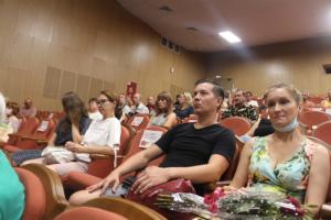 Собрание трудового коллектива Симфонической капеллы. 10 августа 2021г.