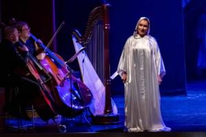 Чувашская государственная академическая  симфоническая капелла открыла 54-ый концертный сезон.