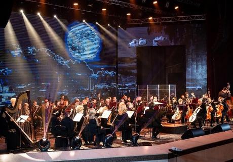 Театрализованный концерт «Золотые шлягеры. Петербург Андрея Петрова»