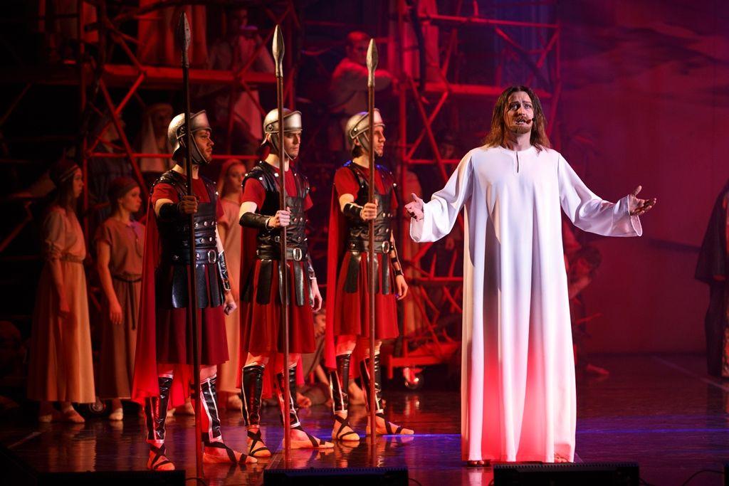 Рок-опера «Иисус Христос – суперзвезда»