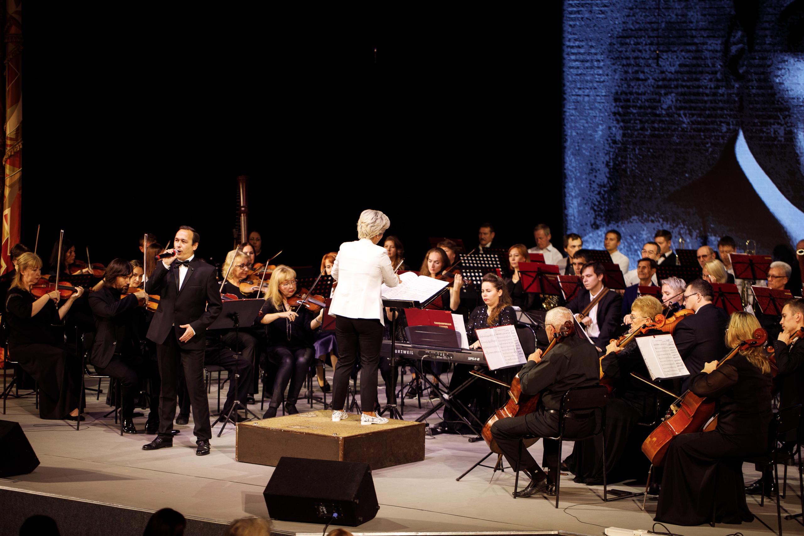 Концерт «Век любви. К 100-летию композитора Арно Бабаджаняна»